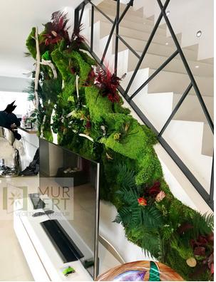 装飾デザイン天然植物の野菜オーガナイザー