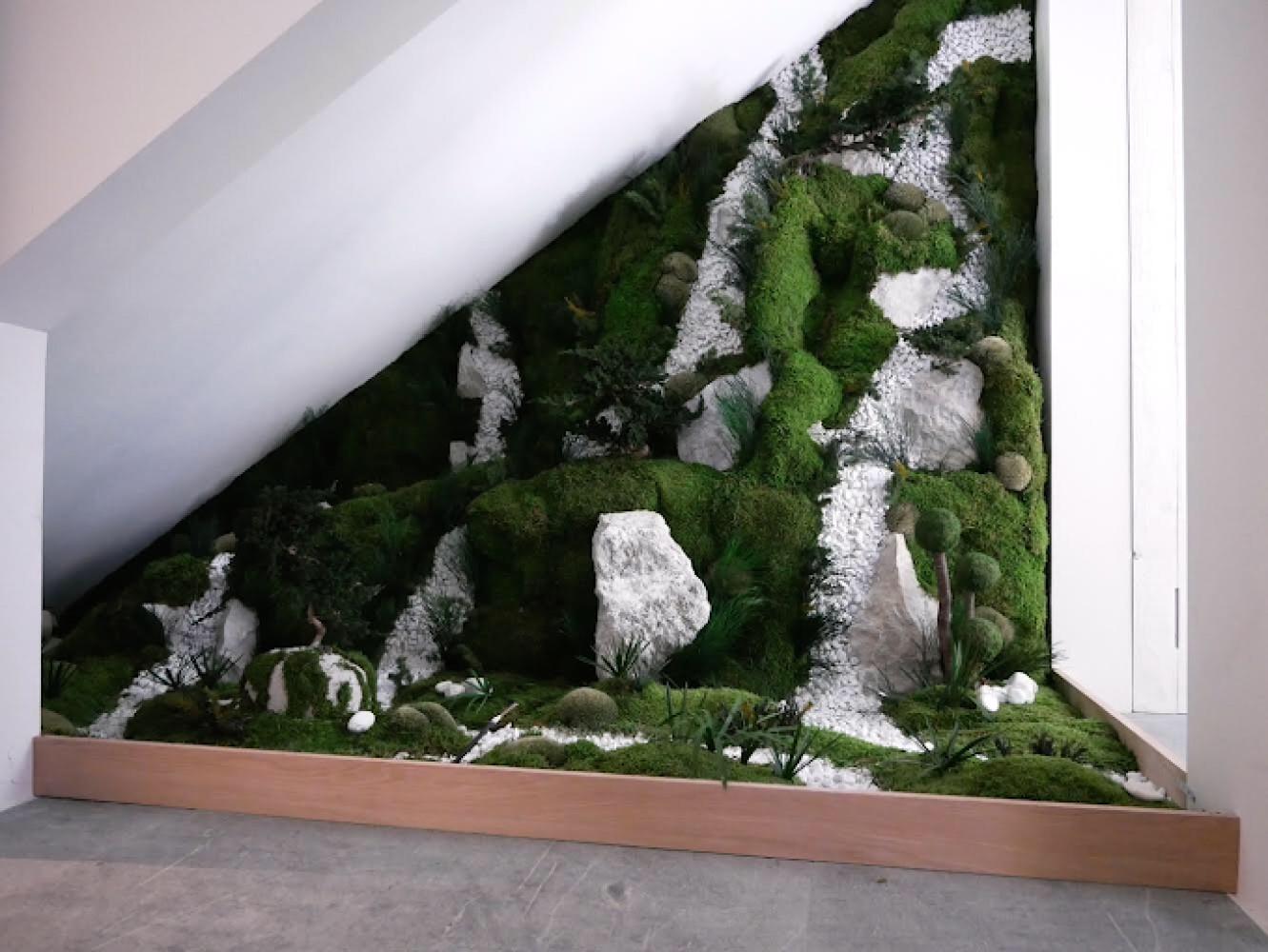 Jardin japonais stabilis d 39 int rieur meg ve - Jardin japonais d interieur ...